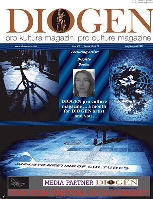 DIOGEN pro culture magazie No 78 July_August 2017