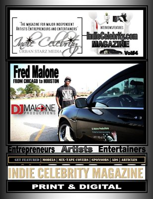 Indie Celebrity  Magazine vol#4