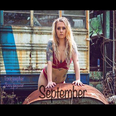 Week 4 September Winner - Toxicjeepher