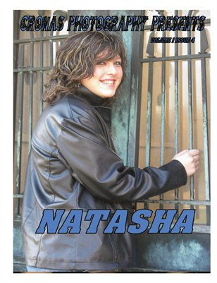 Cronas Photography Presents Natasha Issue 4