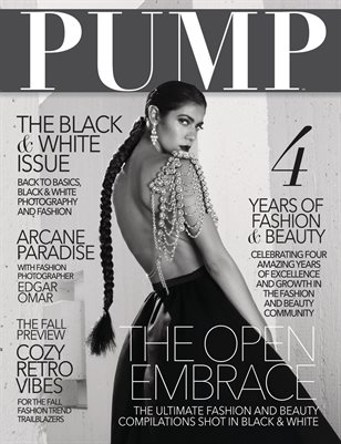 PUMP Magazine - The Black & White Edition - Vol. 4