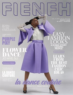 13 Fienfh Magazine March Issue 2021