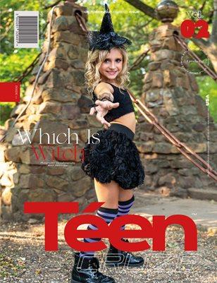 OCTOBER 2021 Halloween Issue (Vol: 02) | TÉENCRUZE Magazine