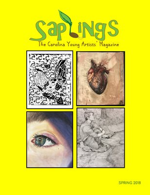 Saplings: The Carolina Young Artists' Magazine, Issue 5