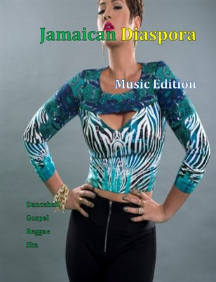 Jamaican Diaspora: Music Edition