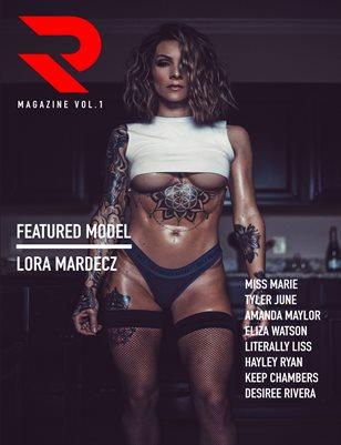 Rogu3 Magazine Vol.1