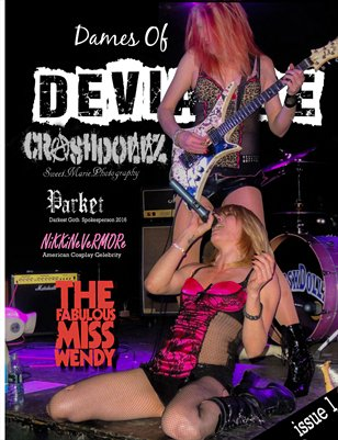 Dames of Deviance  Issue 1
