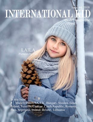 International Kid Model Magazine Issue #44