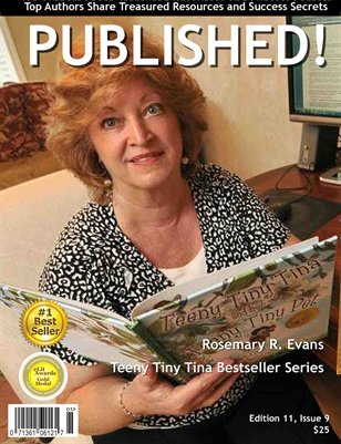 PUBLISHED! Excerpt featuring Rosemary R. Evans