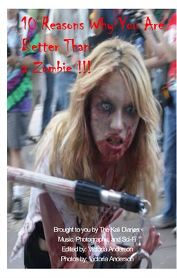 10 Reasons You Are Better Than a Zombie