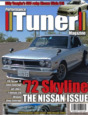 Performance Tuner Magazine Volume 2 May/June 2013