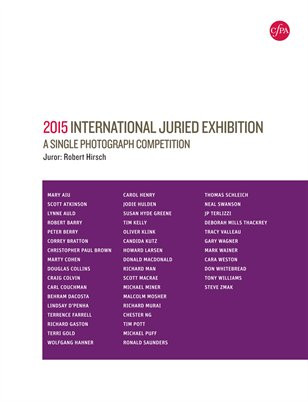 CPA 2015 International Juried Exhibition