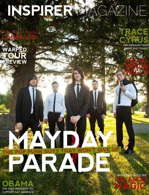 Inspirer Magazine June 2012