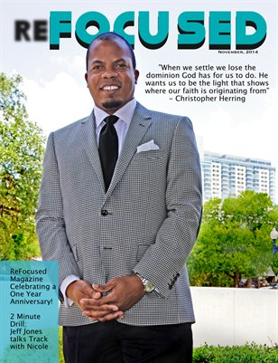 Refocused November Issue 2014