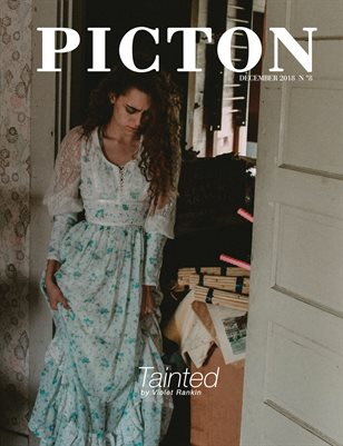 Picton Magazine December 2018 N8, Cover 3