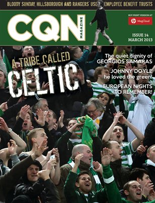 CQN Magazine - Issue 14. March 2013