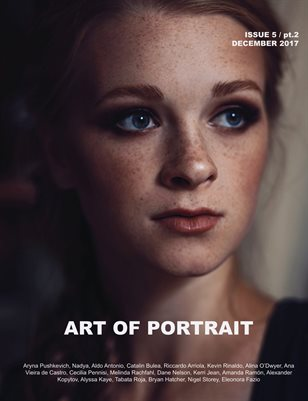 Art Of Portrait - Issue 5 / pt.2