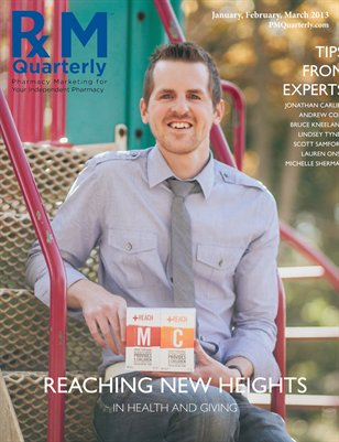 Pharmacy Marketing Quarterly January 2013
