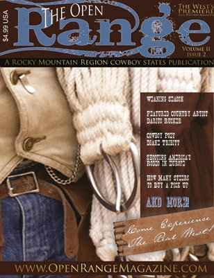 Open Range Magazine Volume 2 Issue 2