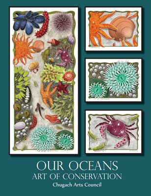 Our Oceans, Art of Conservation