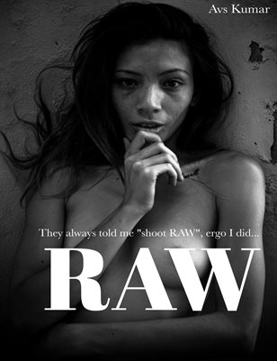 RAW - an odyssey of nude art with Luna