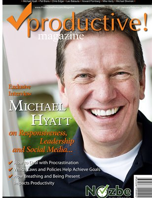 Michael Hyatt on Leadership, Productivity and Social Media