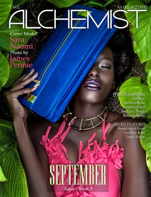 The Alchemist Magazine - September Issue - Book 3