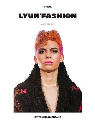 LYUN ISSUE No.13 (VOL No.5) C3