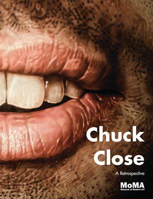 Chuck Close Retrospective