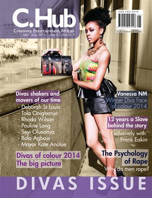 C.hub Magazine April-June Iss 6 Vol 2
