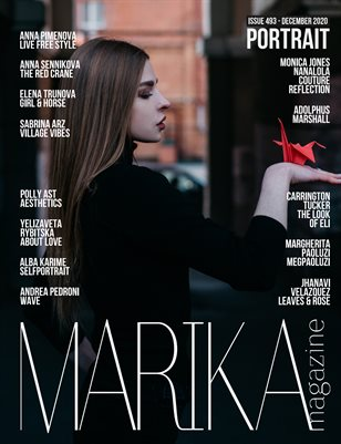 MARIKA MAGAZINE PORTRAIT (ISSUE 493 - DECEMBER)
