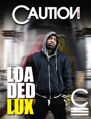 Caution Magazine issue 11