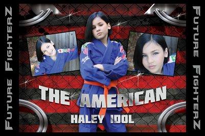 Haylee Idol 2015 Poster