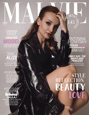MALVIE Magazine The Artist Edition Vol 145 February 2021