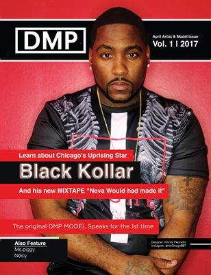 April D.M.P Mag Artist & Model issue Vol. 1| 2017