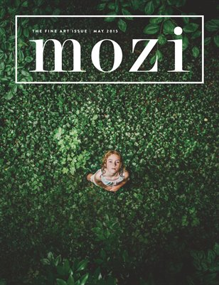 Mozi Magazine, May 2015, Fine Art