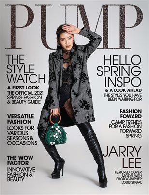 PUMP Magazine | The Style Watch Edition | Vol.4 | April 2021