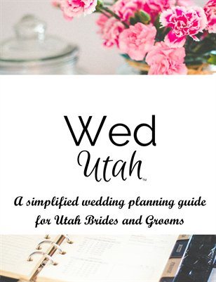 Wed Utah eBook Planning Guide