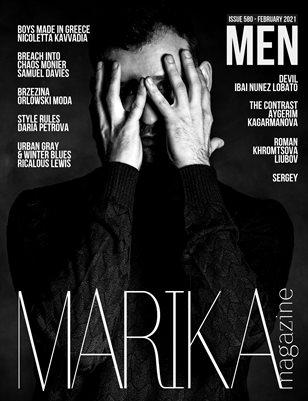 MARIKA MAGAZINE MEN (ISSUE 580 - February)