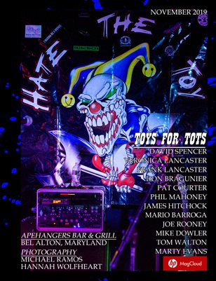 Hate The Toy & Toys For Tots