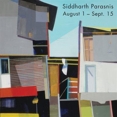 "Siddharth Parasnis ""Aqua and Architecture SGFA PB"