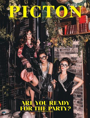 Picton Magazine MARCH  2020 N447 Cover 3