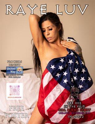 Raye Luv - 4th of July American Patriotic | Bad Girls Club