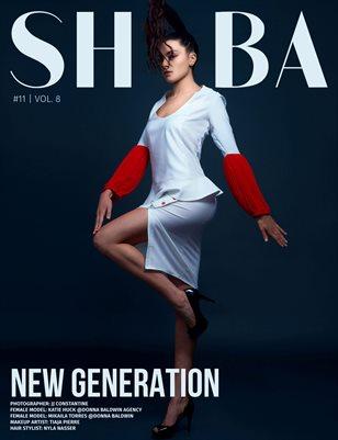 SHUBA MAGAZINE #11 VOL. 8