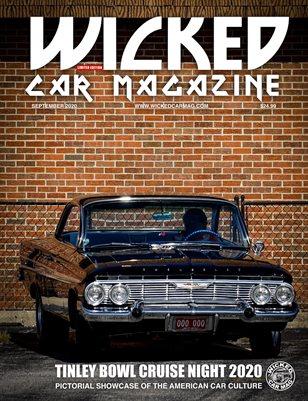 WICKED CAR MAGAZINE - SSCAPCONV