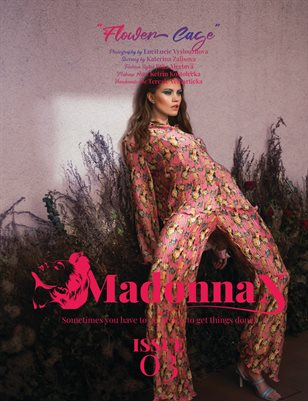 Madonna X Issue No.03 Vol02