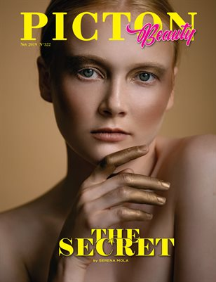 Picton Magazine November  2019 N322 Beauty Cover 2