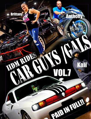 CAR GUYS/GALS VOL. 7