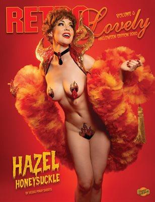 Halloween 2020 - VOL 3 - Hazel Honeysuckle Cover