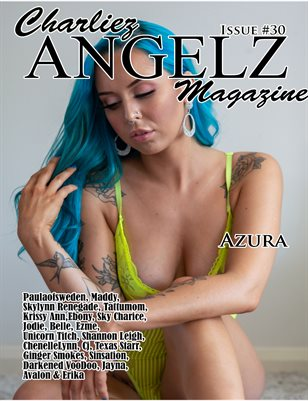 Charliez Angelz Issue #30 - Azura